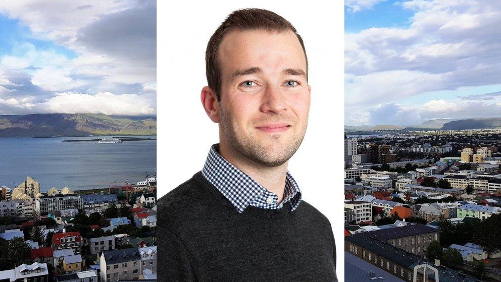Hrannar Már Gunnarsson, lögfræðingur BSRB.