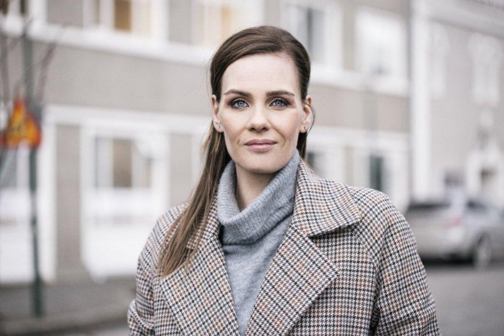 Sonja Ýr Þorbergsdóttir, formaður BSRB.